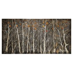 Rugged Forest Canvas Wall Art
