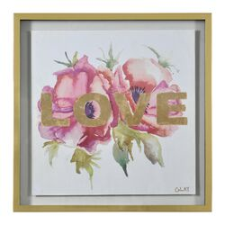 Lush Love by Michelle Glay Framed Painting Print
