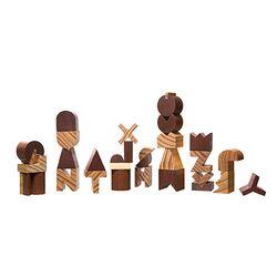 Alphabet Letter Block