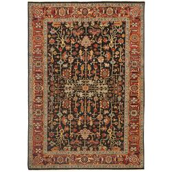 Wexford Antique Brown Rug