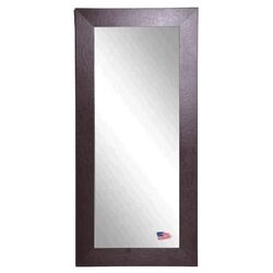 Jovie Jane Wide Leather Tall Mirror