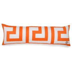 Jill Key's Oblong Print Decorative Pillow