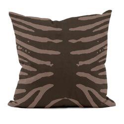Animal Print Decorative Pillow
