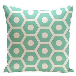 Geometric Cotton Decorative Throw Pillow II