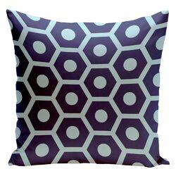 Geometric Cotton Decorative Throw Pillow II