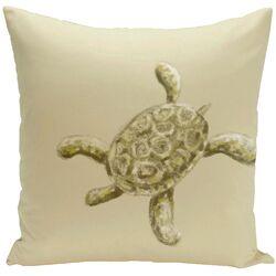 Decorative Tortuga Pillow
