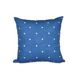 Hang Ten Dorothy Dot Geometric Outdoor Throw Pillow