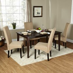 Layla 5 Piece Dining Set