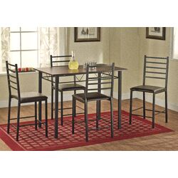Samara 5 Piece Counter Height Dining Set