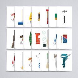 Workbench Les Cheneaux 1/2 Graphic Art Set