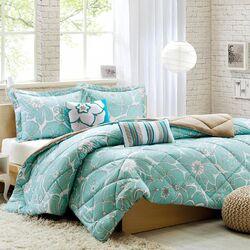Molly 5 Piece Full / Queen Comforter Set