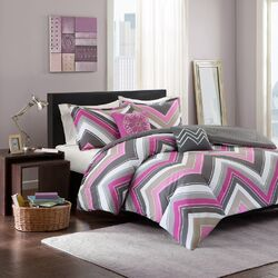 Elise 5 Piece Full / Queen Comforter Set