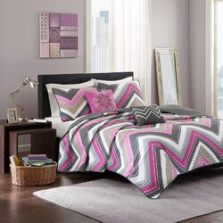 Elise 4 Piece Coverlet Set