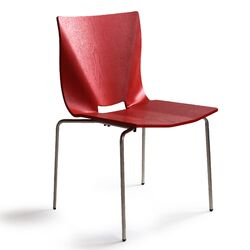V Stacking Chair