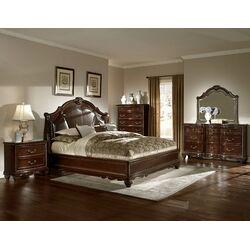 Progressive Furniture Palm Court Panel Customizable Bedroom Set Reviews Wayfair