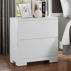 Galva 2 Drawer Nightstand