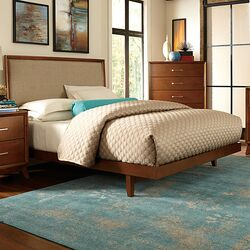 Soren Upholstered Panel Bed