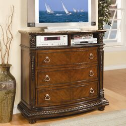 Palace 3 Drawer Media Chest