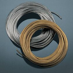 High Line Copper Cable in Tin Plated (Set of 3)
