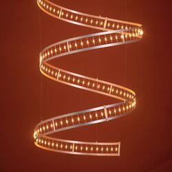 Flight Spiral Track Lighting Kit