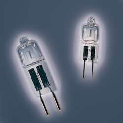 Ushio Bi-Pin Halogen Lamp