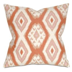 Fey Square Pillow