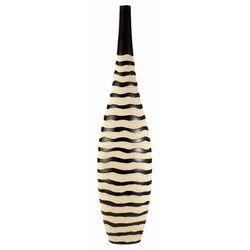 African Craft Slender Vase