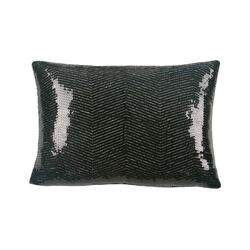 Sasha Black 12x16 Pillow
