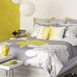 Ashley Citron 3 Piece Duvet Set