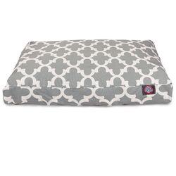 Trellis Rectangle Pet Bed