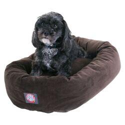 Bagel Donut Dog Bed I