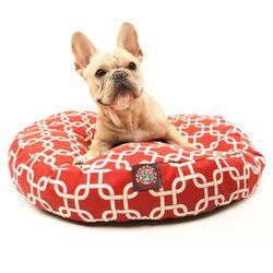 Links Round Pet Bed