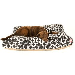 Links Rectangle Dog Bed