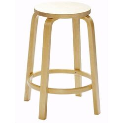 Bar Stool 64 by Alvar Aalto (Set of 2)