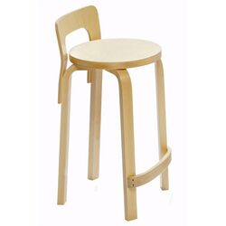 Chair K65 by Alvar Aalto (Set of 2)