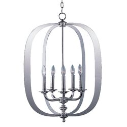 Fairmont 5 Light Foyer Pendant