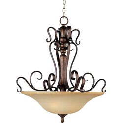 Sausalito 3 Light Bowl Pendant