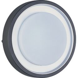 Zenith Round Outdoor Flush Mount