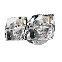 Neo Wall Sconce in Polished Chrome