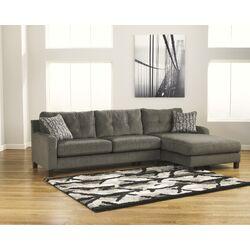 Loft Wool Right Arm Sectional Sofa Wayfair