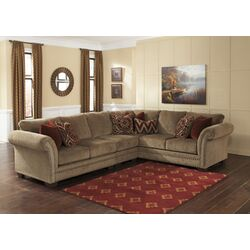 Grecian Sectional