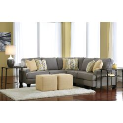 Chamberly L Sectional