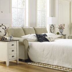 Lucretia Queen Sleeper Sofa