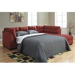 Left Full Sleeper Sofa