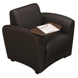 Lounge Series Santa Cruz Mobile Lounge Chair with Tablet