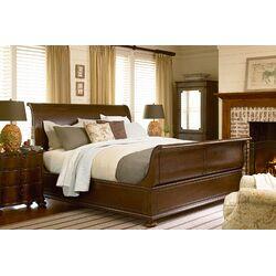 Michael Amini Cortina Sleigh Customizable Bedroom Set Reviews Wayfair