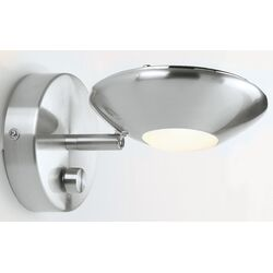 Endon Lighting Modern 1 Light Wall Spotlight