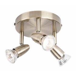 Endon Lighting 3 Light Ceiling Spotlight