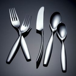 Swivel Flatware Collection-Swivel Salad Fork