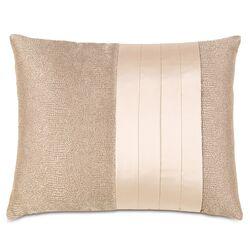 Bardot Dunaway Fawn Pleats Accent Pillow